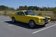 1965 Ford Mustang 1000 miles