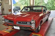 1966 Pontiac GTOConvertible Coupe